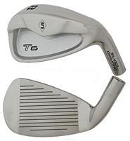 4-PW, SW Silver Diamond T6 Irons