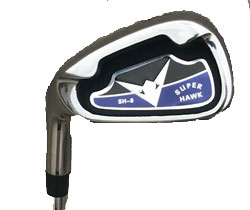 3-PW Super Hawk Iron Set