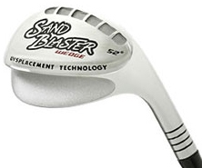 Sand Blaster Wedge Component