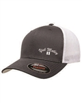 Yak Motley Side Logo Flexfit Mesh Back Cap