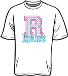 Pharr Female Rams  Design on Short Sleeve Moisture Wicking T-Shirt