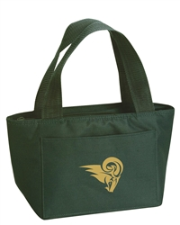Grayson Insulated Lunch Sack with Embroidered Logo