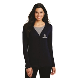 Port Authority Ladies Modern Stretch Cotton Cardigan