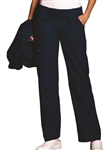 CK4020 - Women's Low-Rise Drawstring Cargo Pant (Petite Length)