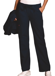 CK4020 - Women's Low-Rise Drawstring Cargo Pant (Tall Length)