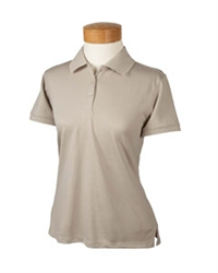 Devon & Jones Ladies' Dri-Fast™ Advantage™ Solid Mesh Polo