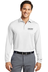 Nike Long Sleeve Dri-FIT Stretch Tech Polo