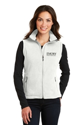 Port Authority Ladies Fleece Vest