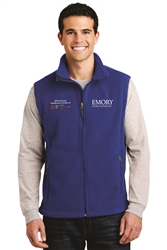 Port Authority Fleece Vest
