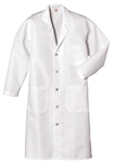 RED KAP Lab Coat, Unisex 5 button closure lab coat, monogrammed lab coat