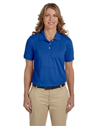 Harriton Ladies 5.6 oz. Easy Blend™ Polo