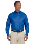Men's Long Sleeve Twill Shirt