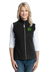 Ladies Micro-Fleece Vest