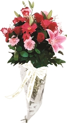 Extra Large Coach/Team Mom Mixed Flower Bouquet