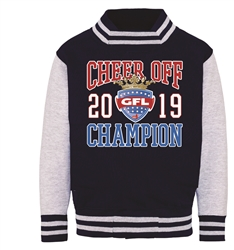 Cheer Off 2019 Champion Jacket