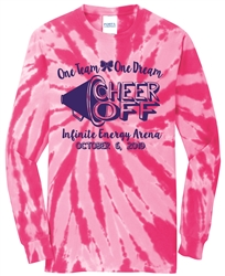 Cheer Off 2019 Event Long Sleeve T-Shirt