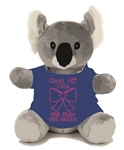 Cheer Off 2016 - Koala Bear w/ Custom Event T-Shirt
