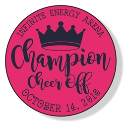 2018 Champion Bag Tag