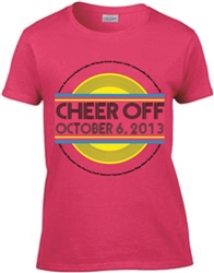 2013 Cheer Off Event T-Shirt