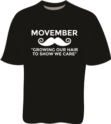 Movember Short Sleeve T-Shirt