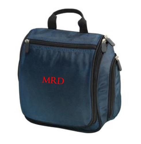 508dab9f47 Personalized Hanging Toiletry Kit
