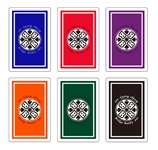 Jumbo Playing Cards - PVC - Pack of 12 Decks