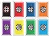 Playing Cards - .31mm PVC Plastic - 16 Decks ***PRICE INCLUDES QUANTITY DISCOUNTS ON SHIPPING***