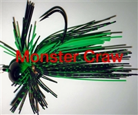 Kustom Kicker 2k Finesse Football Jig