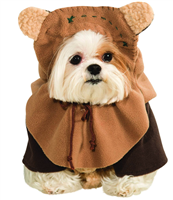 Rubie's Ewok Star Wars Collection Pet Costume