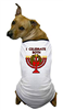 CafePress - Christmas and Hanukkah Dog T-Shirt - Dog T-Shirt, Pet Clothing, Funny Dog Costume