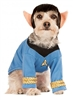 Star Trek Spock Dog Costume
