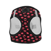 American River Choke Free Dog Harness Holiday Line - Vampire Kisses