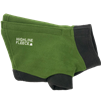 Highline Fleece Dog Coat - Two Tone Green