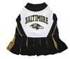 BALTIMORE RAVENS CHEERLEADER DOG DRESS