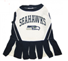 SEATTLE SEAHAWKS CHEERLEADER DOG DRESS