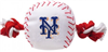 NEW YORK METS DOG TOY – NYLON W/ROPE
