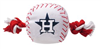 HOUSTON ASTROS DOG TOY – NYLON W/ROPE