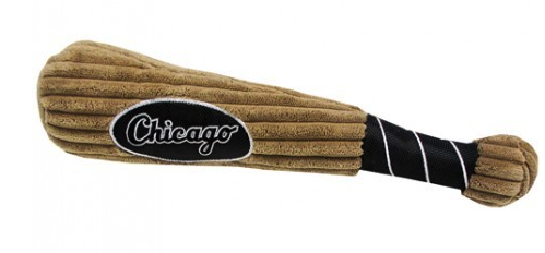 CHICAGO WHITE SOX PLUSH BASEBALL BAT