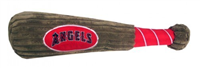 LOS ANGELES ANGELS PLUSH BASEBALL BAT