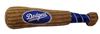 LOS ANGELES DODGERS PLUSH BASEBALL BAT
