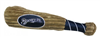 MILWAUKEE BREWERS PLUSH BASEBALL BAT