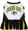 GREEN BAY PACKERS CHEERLEADER DOG DRESS