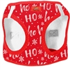 American River Choke Free Dog Harness Holiday Line - HO HO HO