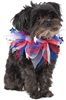 Rubies Costume Patriotic Fancy Collar Dog Costume