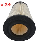 Filter Cartridge With Gaskets {carton of 24}
