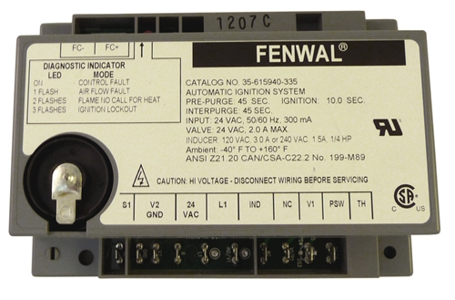 90434009A 2?1439049292 ignition control module {dsi} (cgth before 12 1 10) [fenwal] fenwal ignition module wiring diagram at bakdesigns.co