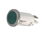 Indicator Light {LED, Green}