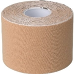 McDavid Kinesiology Tape 16.4' Roll/Single Roll Box -Beige