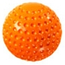 Pitching Machine Batting Practice Balls Dimple Orange