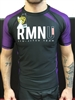 RMNU Ranked Short Sleeve Rashguard - Purple